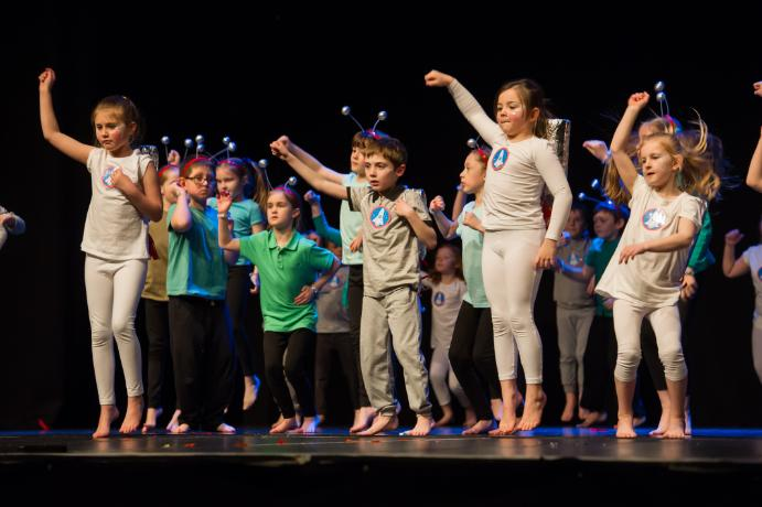 Thelwall Infants & Juniors - Parr Hall 20th March 2017-51